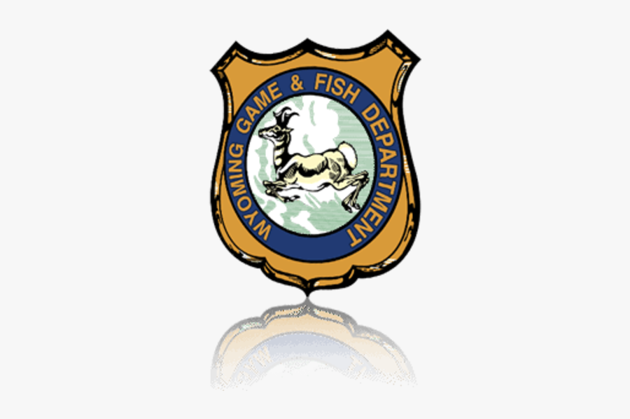 Hunter Clipart Game Warden - Wyoming Game And Fish Logo, Transparent Clipart