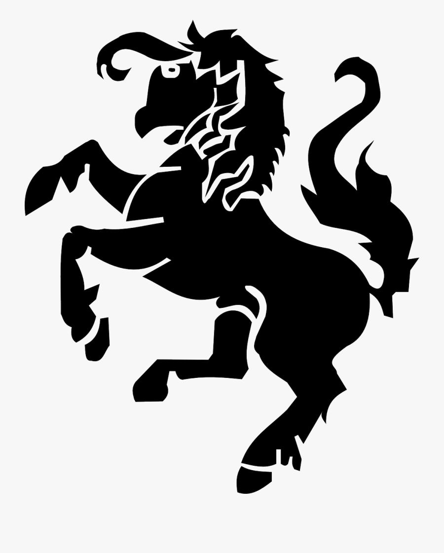 Horse Clip Art Gambar Logo Kuda Free Transparent Clipart