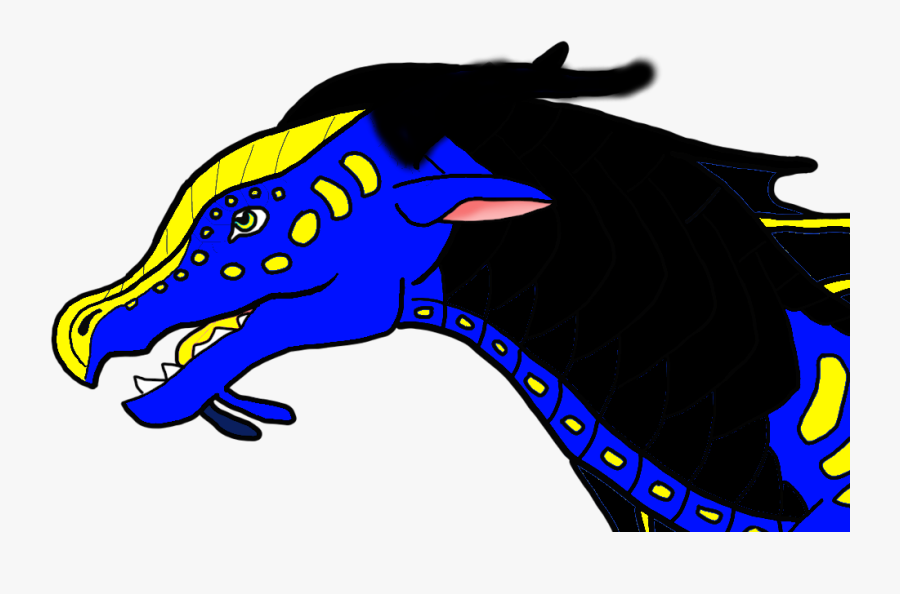Shadownightwing Images Oceana Headshot Hd Wallpaper Wings Of Fire Nightwing And Seawing Hybrid Free Transparent Clipart Clipartkey