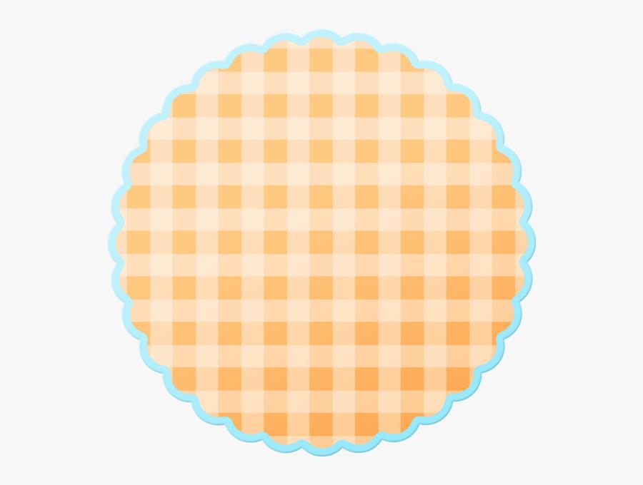 Etiquette - Tube - Etichetta - Label Clipart - Etikette - Circle, Transparent Clipart