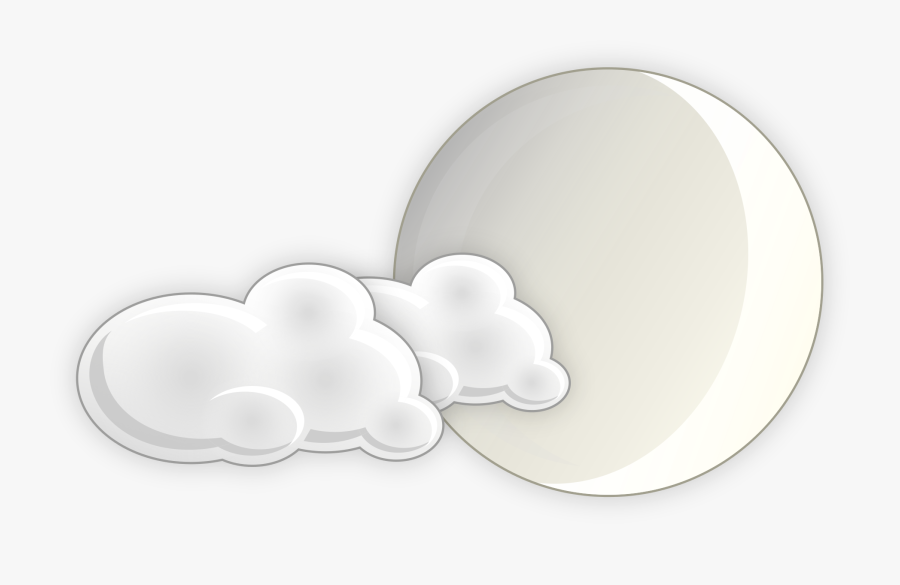 Transparent Cloudy Day Clipart - Background Images For Cloudy Weather, Transparent Clipart