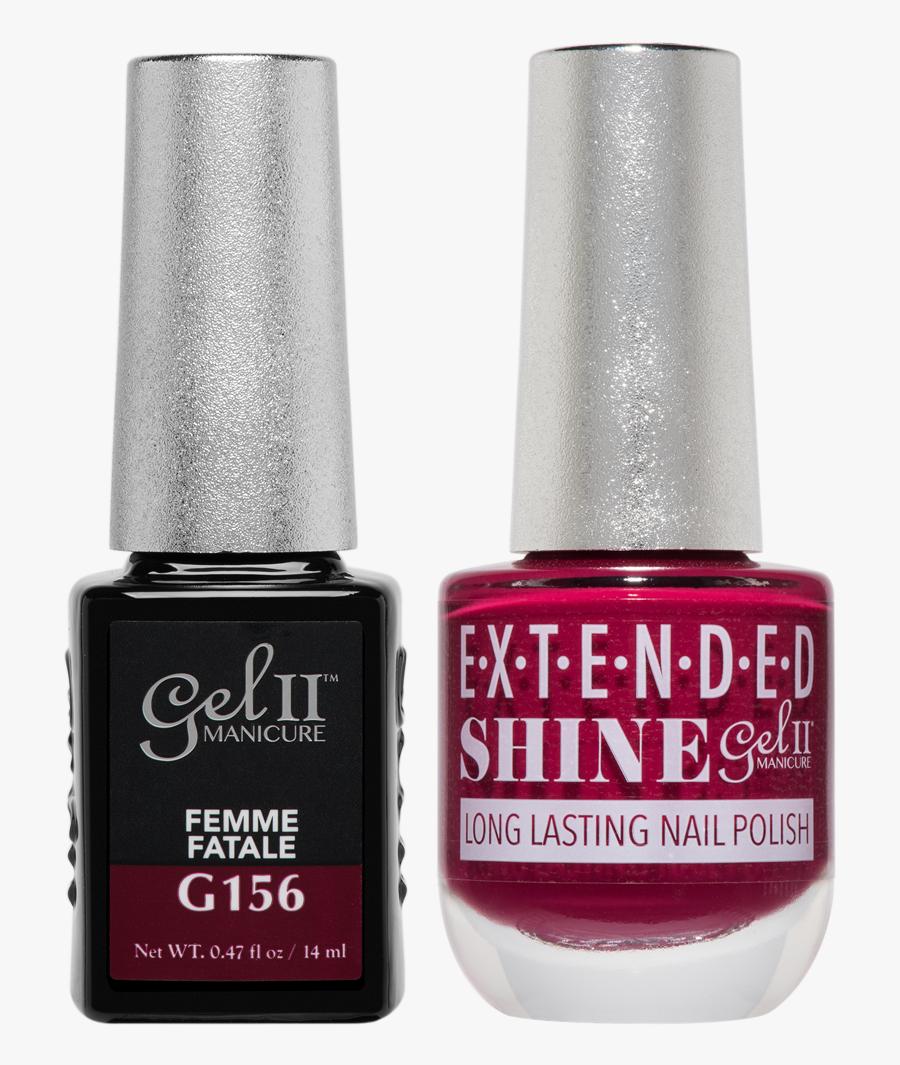 Manicure Clipart Paint Nail - Nail Polish, Transparent Clipart