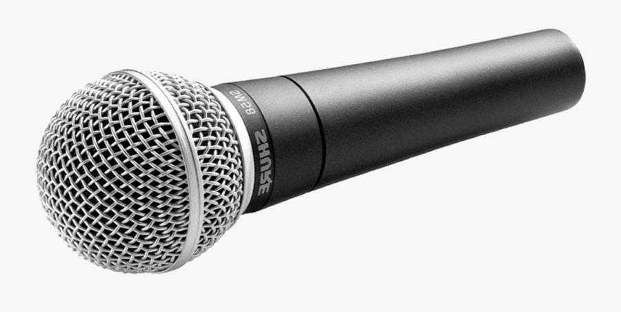Clip Art Mic Pic - Microphone Transparent, Transparent Clipart