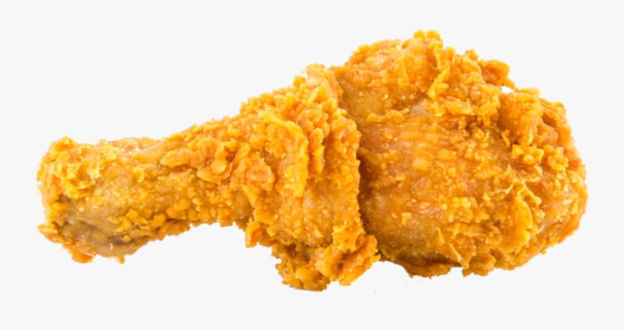 Fried Chicken Leg Png, Transparent Clipart