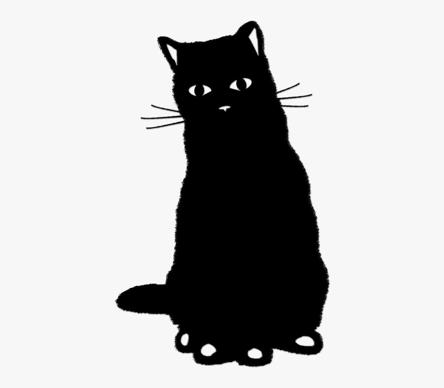 Cat Animal The Silhouette Kitten Domestic Cat - Cat, Transparent Clipart
