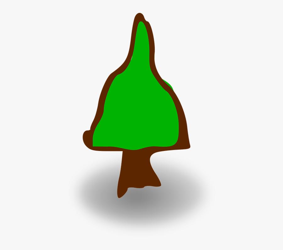 แบบ ต้นไม้ การ์ตูน, Transparent Clipart
