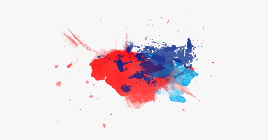 Color Splash Effect Png, Transparent Clipart