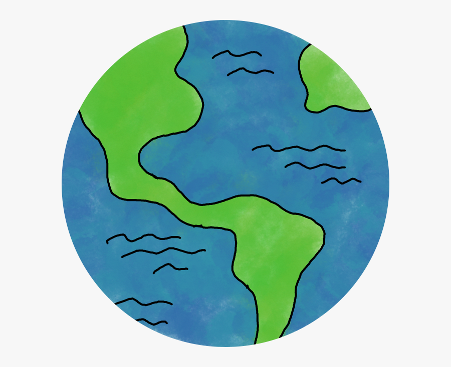 #earth #planet #cute #tumble #world #travel #earthy - Earth Png Transparent, Transparent Clipart