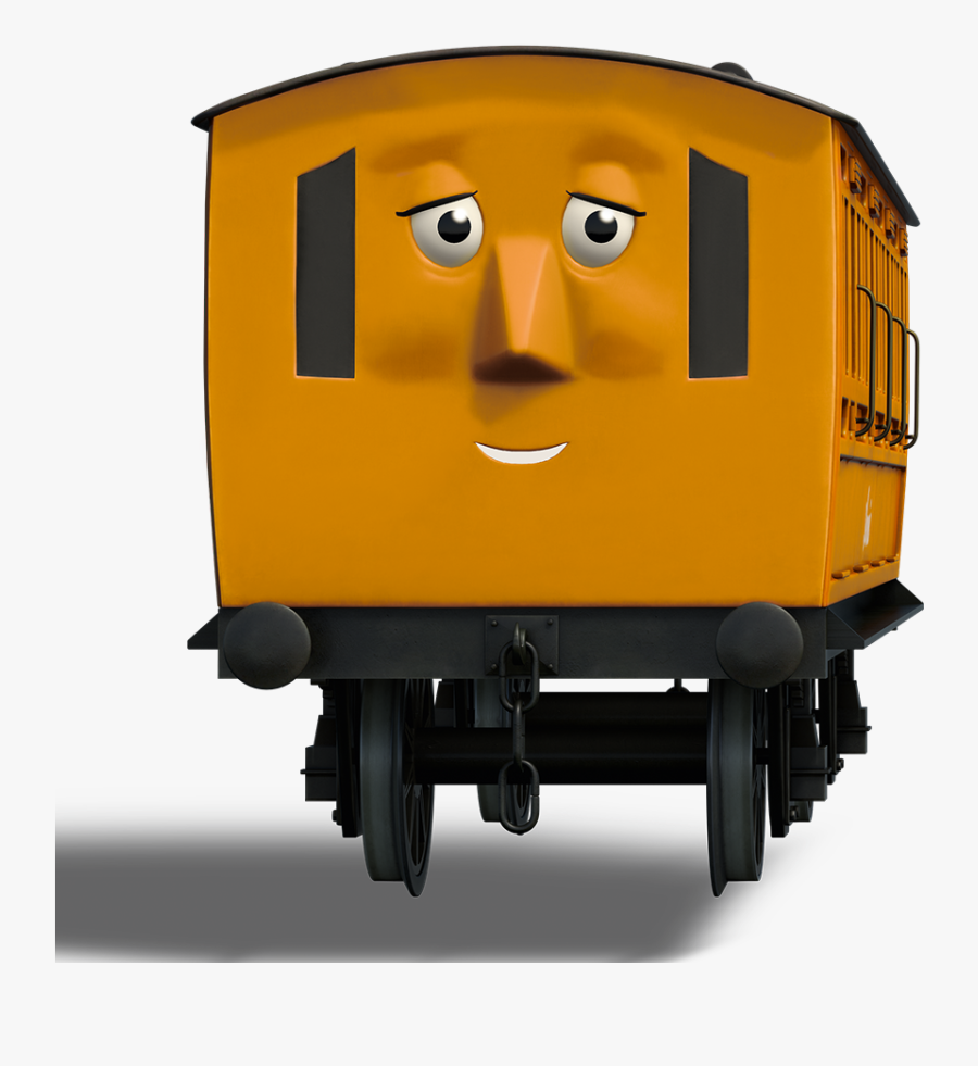 Thomas And Friends Annie And Clarabel Engines, Transparent Clipart