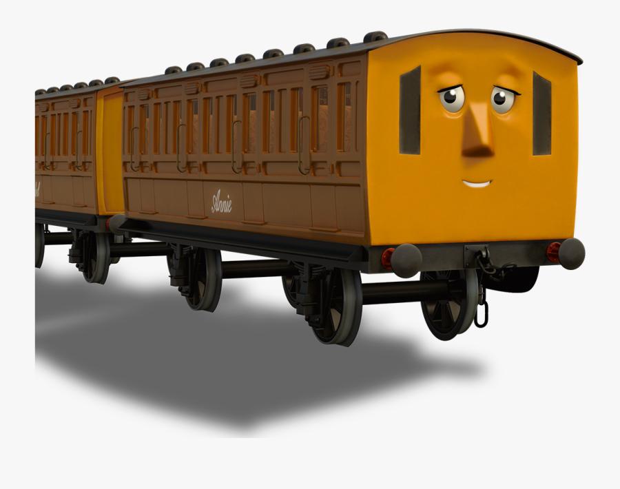 Jet Clipart Passenger Train - Bachmann Annie And Clarabel, Transparent Clipart