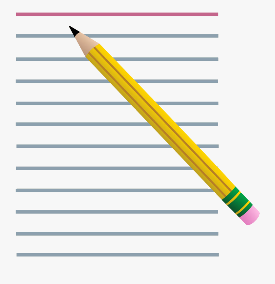 writing paper clipart