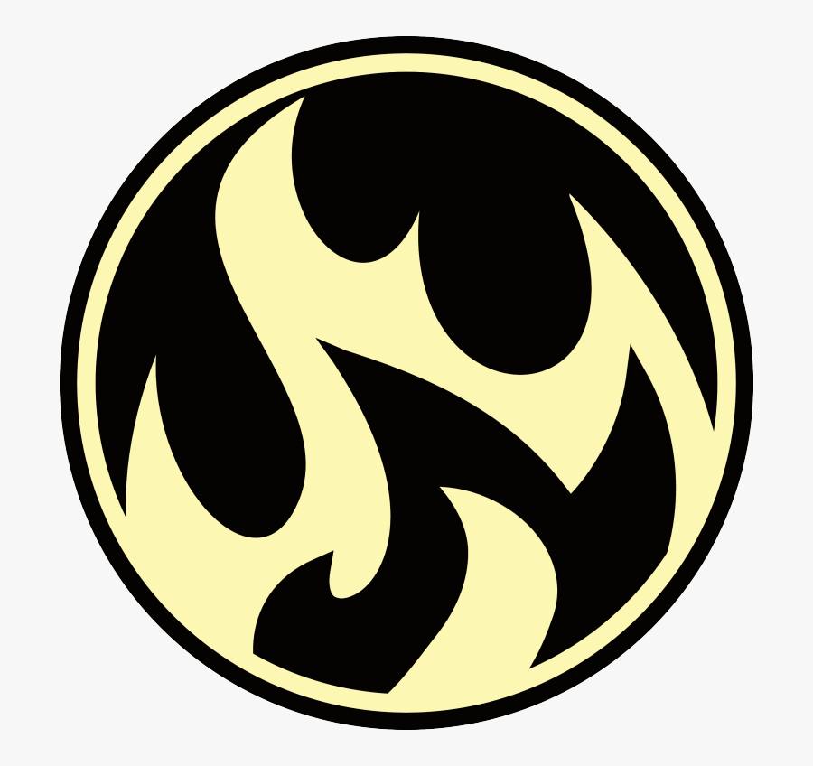 God Of Fire Icon Png - God Of Fire Symbol, Transparent Clipart