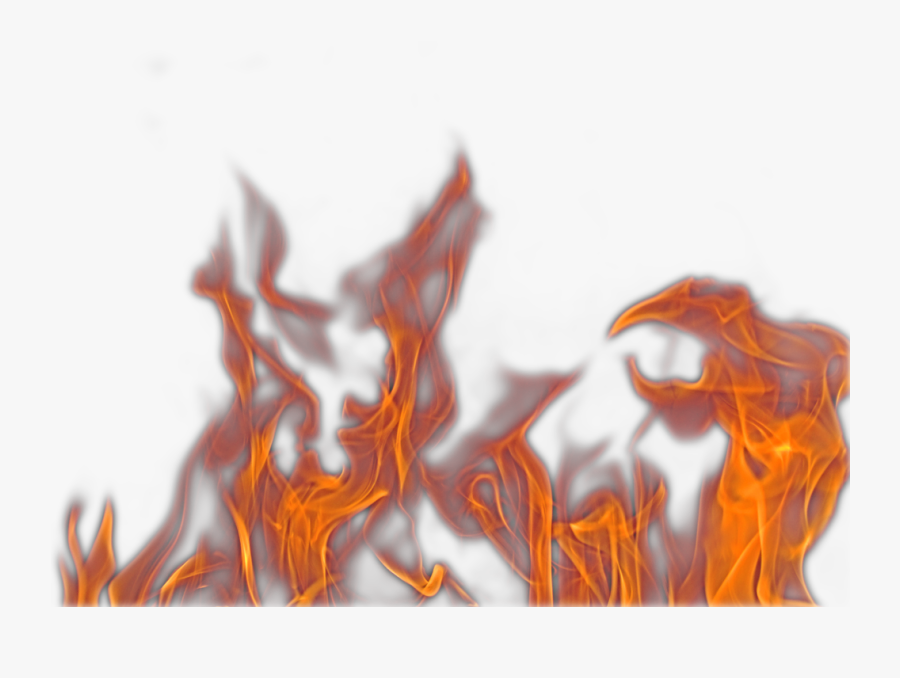 Transparent Fire Render Png - Fire Png Flames Render, Transparent Clipart