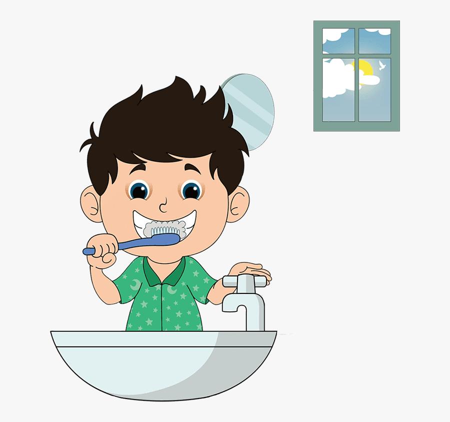 Brush Your Teeth= Self-respect - Cartoon Brush Your Teeth ...