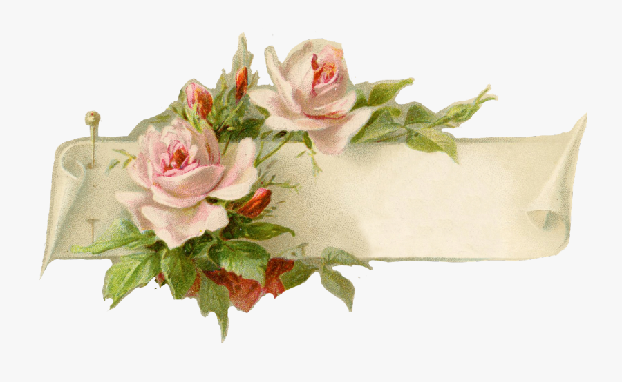 Gif Roses Png, Transparent Clipart