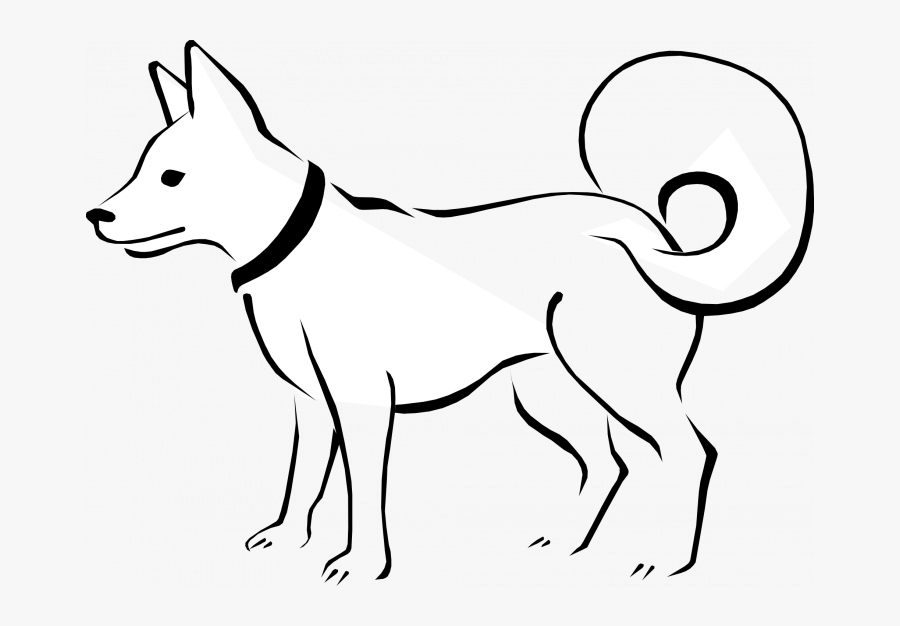 Medium Size Of How To Draw An Animal Cell And Label - Easy Dog Pencil Drawing, Transparent Clipart