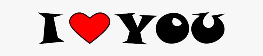 Love You No Matter, Transparent Clipart