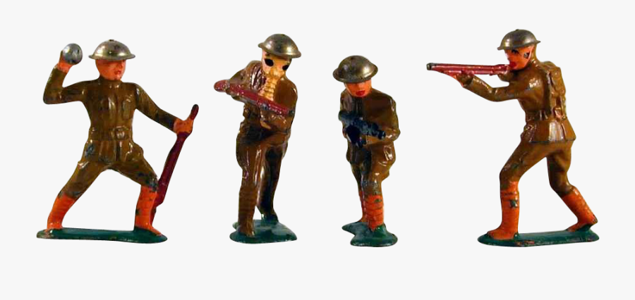 Toy Soldier Military Uniform Action & Toy Figures - Figurine, Transparent Clipart