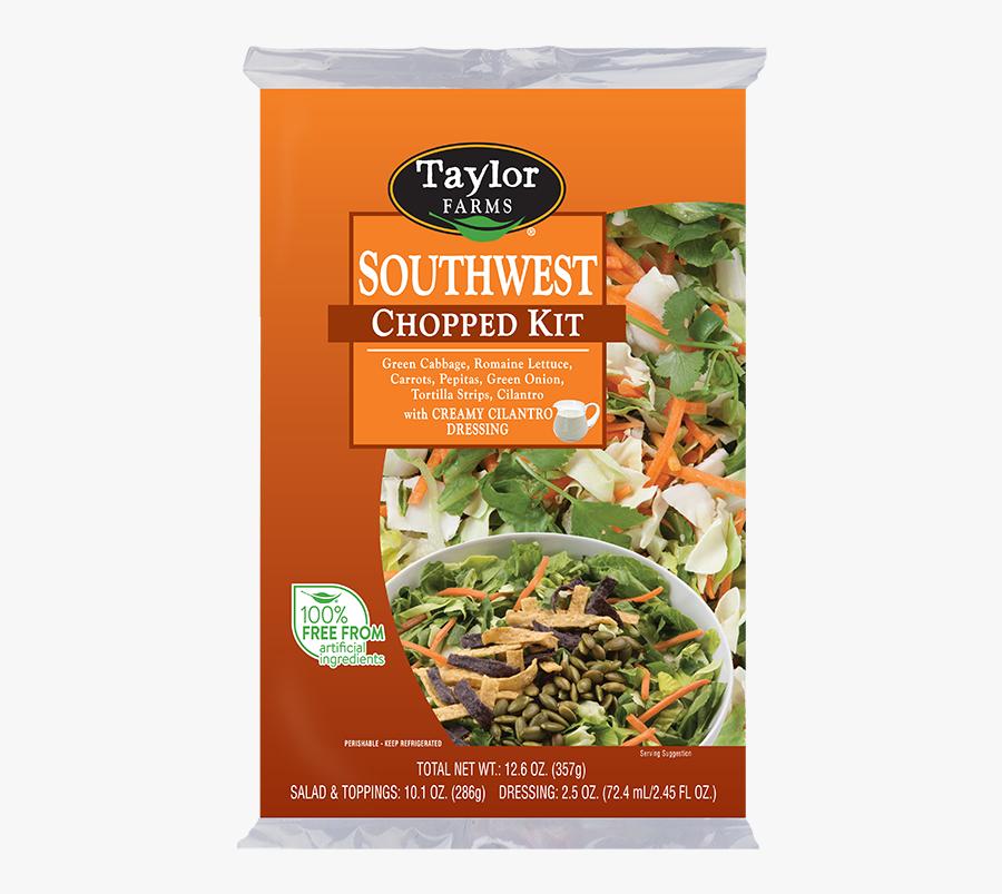 Taylor Farms Avocado Ranch Salad, Transparent Clipart