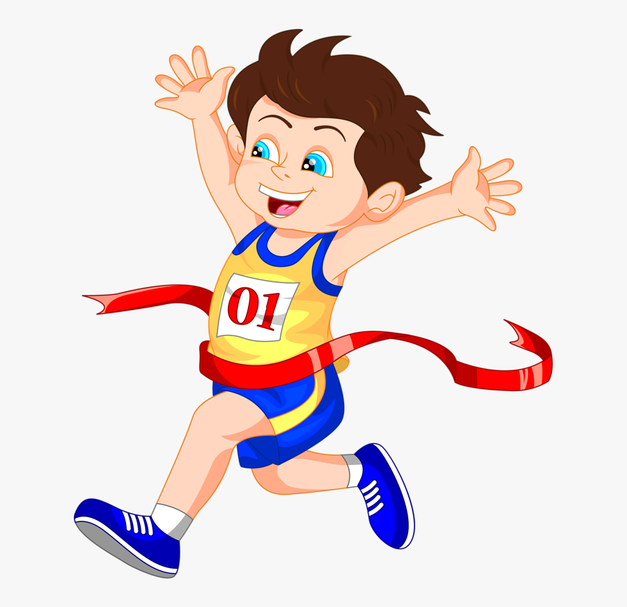 Game Clipart Athletic Game - Kids Sports Clipart Png, Transparent Clipart