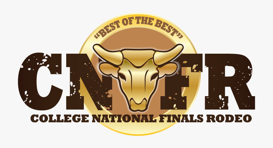 """Cnfr""""  Class=""""img Responsive True Size - College National Finals Rodeo, Transparent Clipart"""