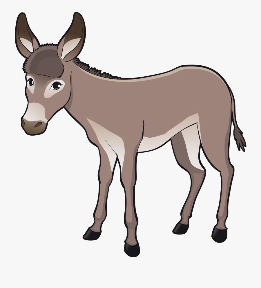 Cattle Goat Livestock Cartoon - Farm Animals Free Vector, Transparent Clipart