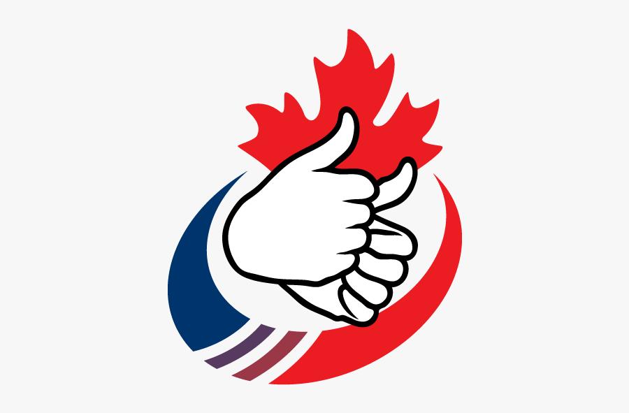 Canadian Deaf Sports Association, Transparent Clipart