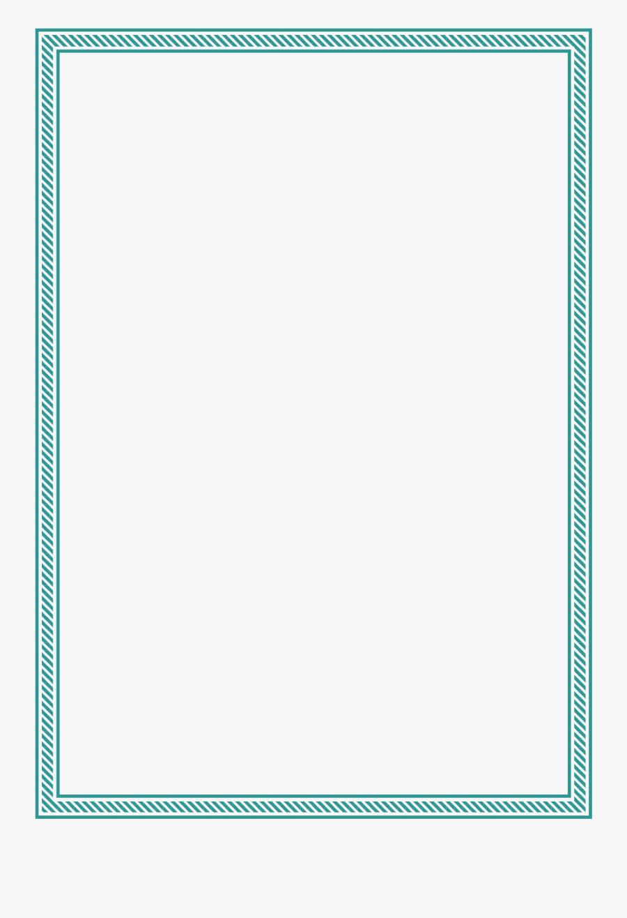 Line Dashed Frame Png, Transparent Clipart