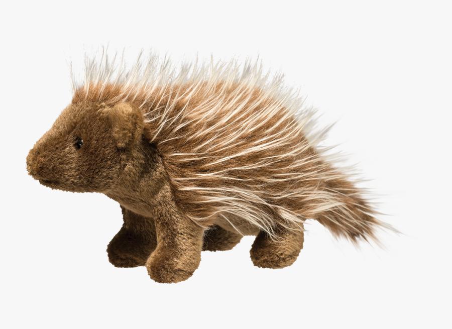 Clip Art Porcupine Pictures - Porcupine Plush Stuffed Animals, Transparent Clipart