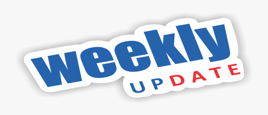 Weekly Update, Transparent Clipart