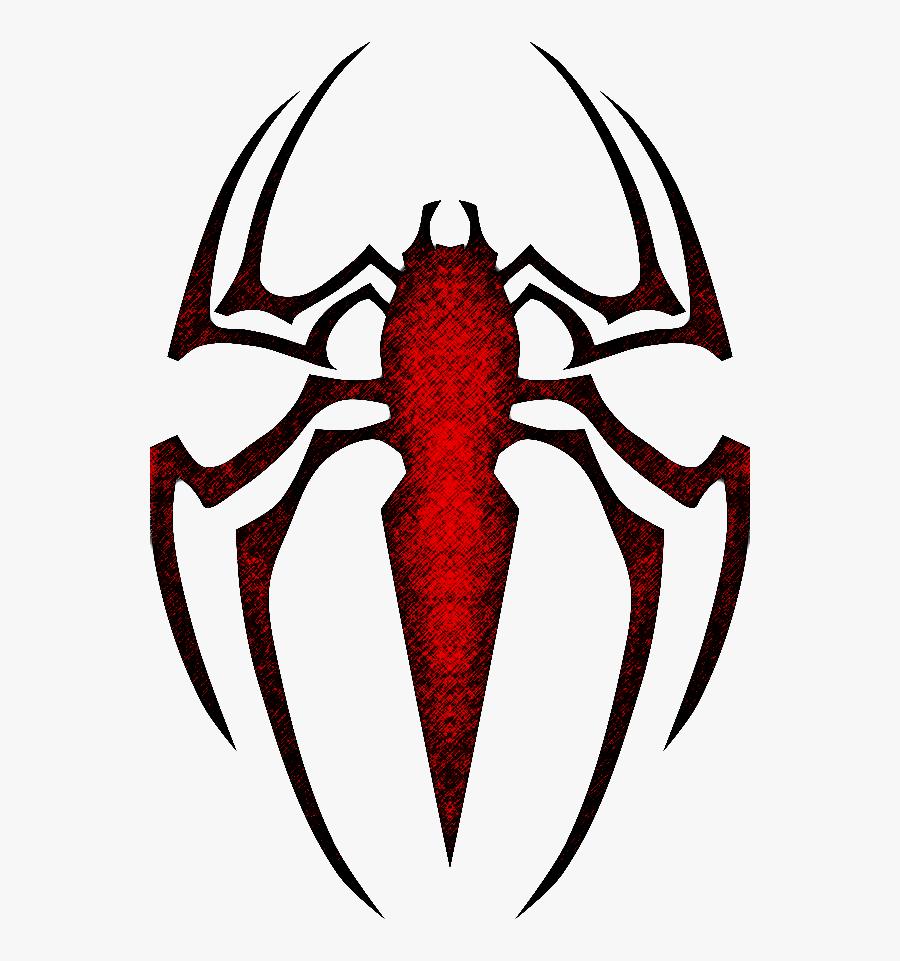 The Amazing Spider-man Logo Clip Art - Spiderman Logo Png Hd, Transparent Clipart