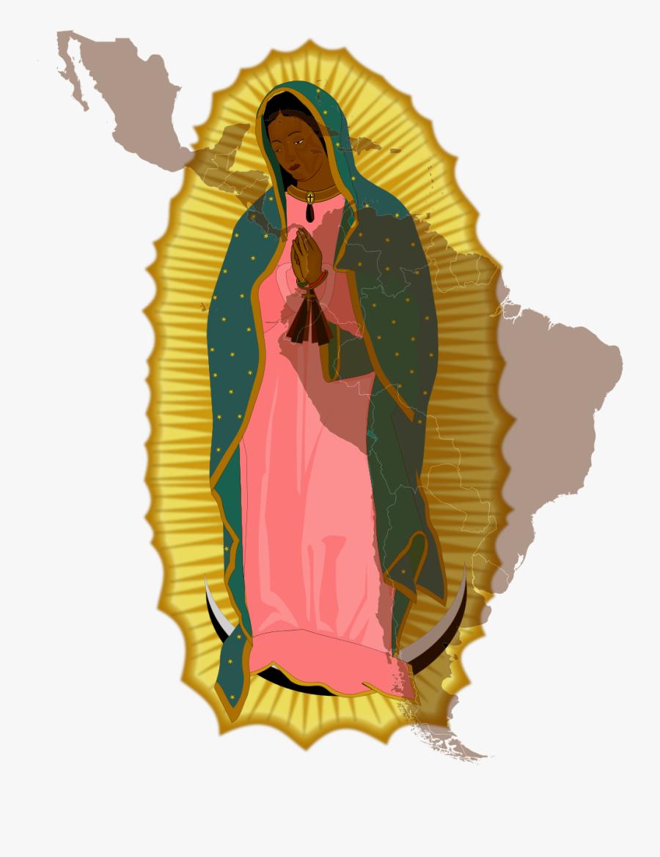 Latin America Map Svg, Transparent Clipart