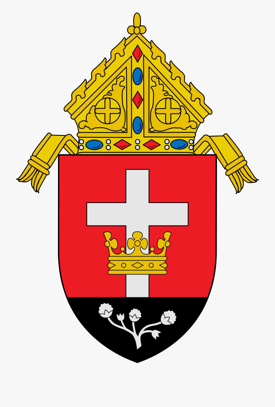 Archdiocese Of Hartford Logo, Transparent Clipart