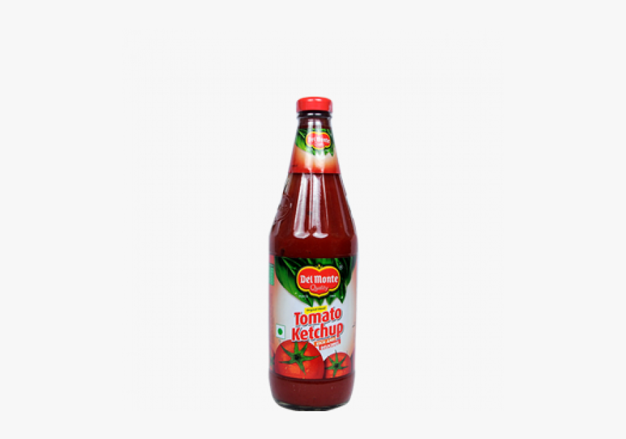 Big Bottle Del Monte Tomato Ketchup, Transparent Clipart
