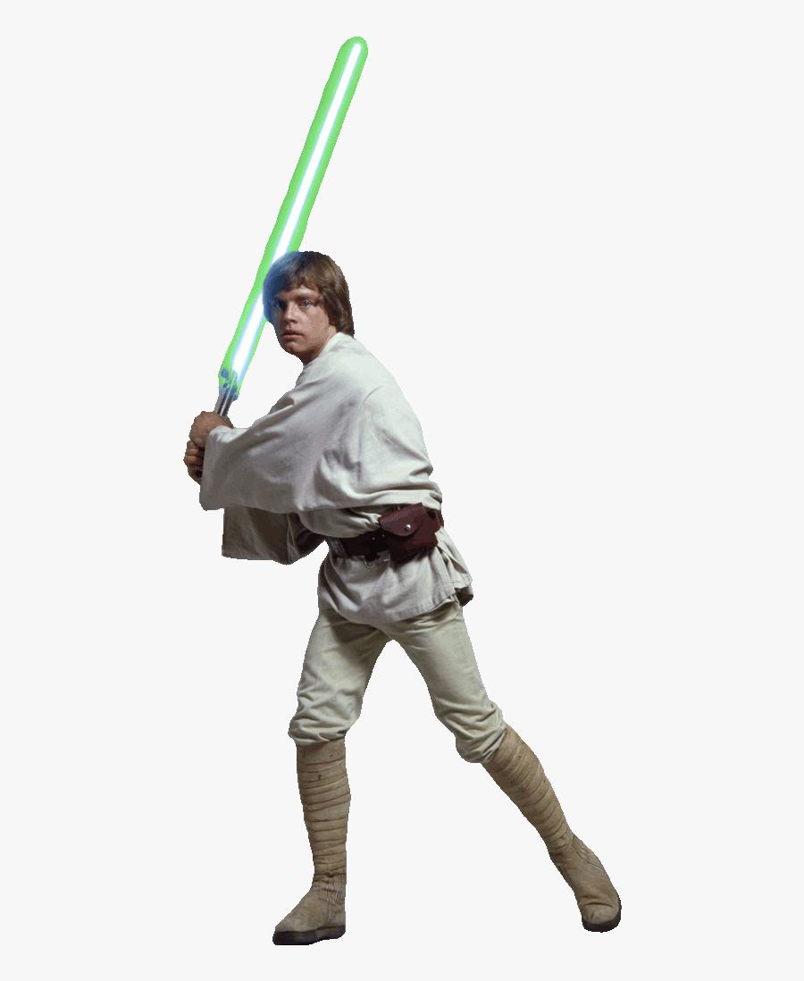 Luke Skywalker Star Wars Leia Organa Anakin Skywalker - Star Wars Luke Skywalker, Transparent Clipart
