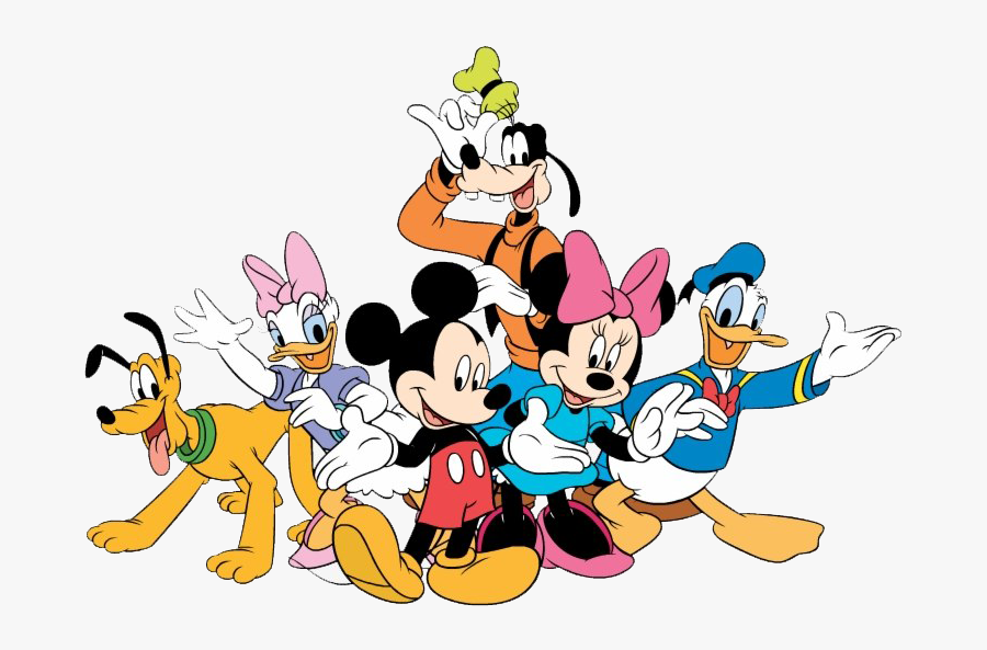 Disney Halloween Png Photo - Mickey Mouse Clubhouse Png, Transparent Clipart