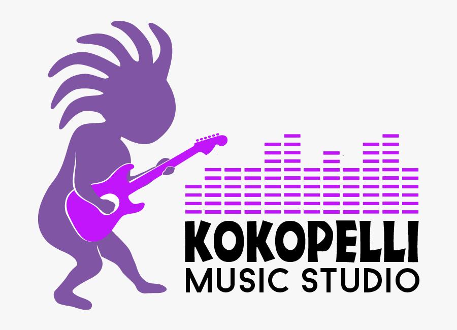 Logo Kokopelli Ccs Innovations - Music Studio, Transparent Clipart