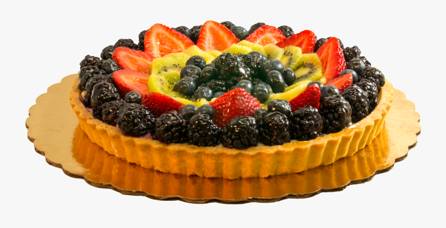 Cake Png Transparent - Birthday Fruit Cake Png, Transparent Clipart