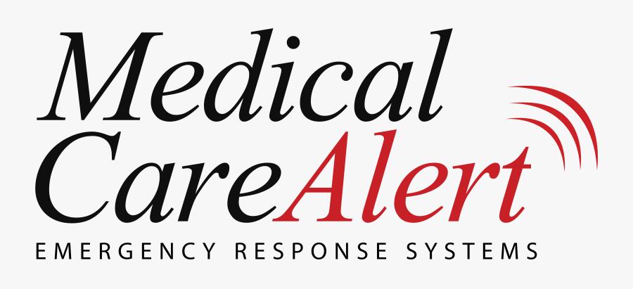 Medical Care Alert Logo Clipart , Png Download - Medical Care Alert Logo, Transparent Clipart