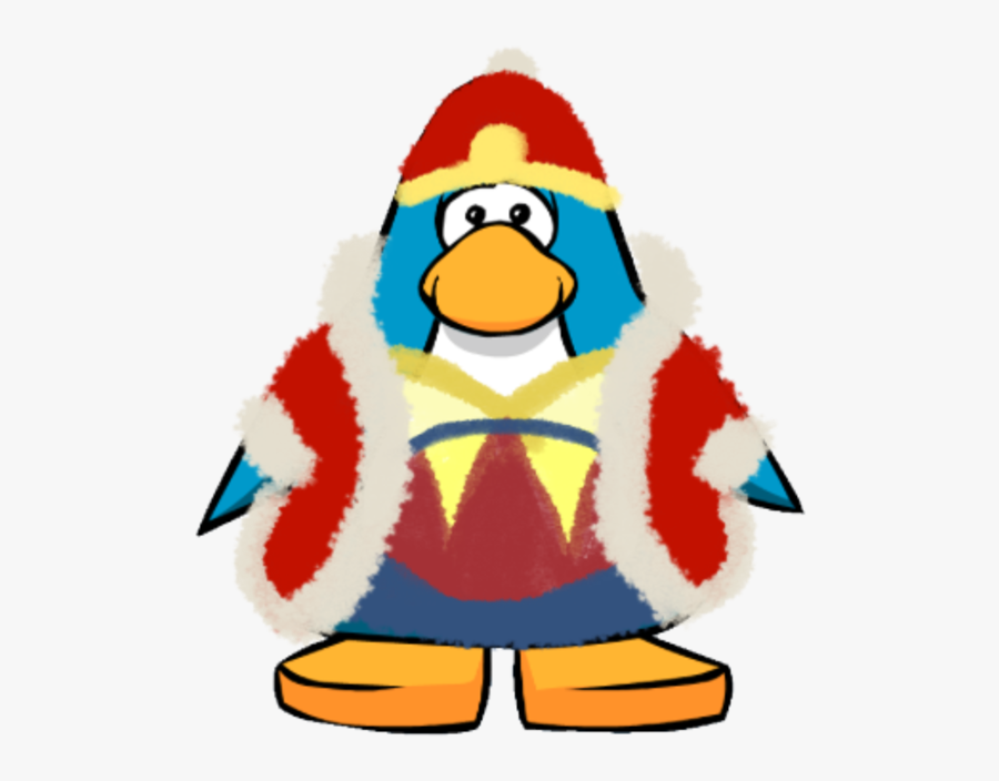 Club Penguin Beak Clip Art - King Dedede Club Penguin, Transparent Clipart
