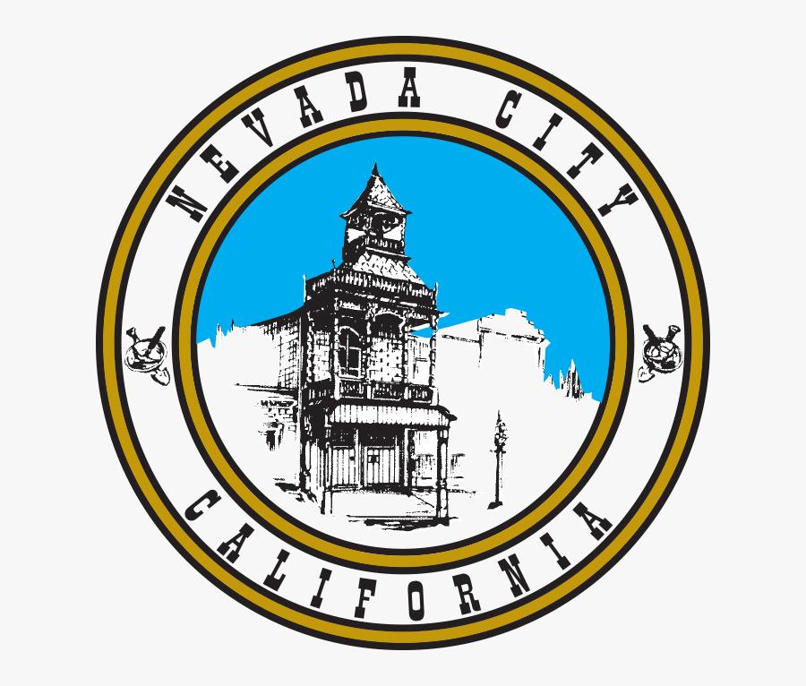 Nevada City, California Logo - Nevada City , Free Transparent Clipart - ClipartKey