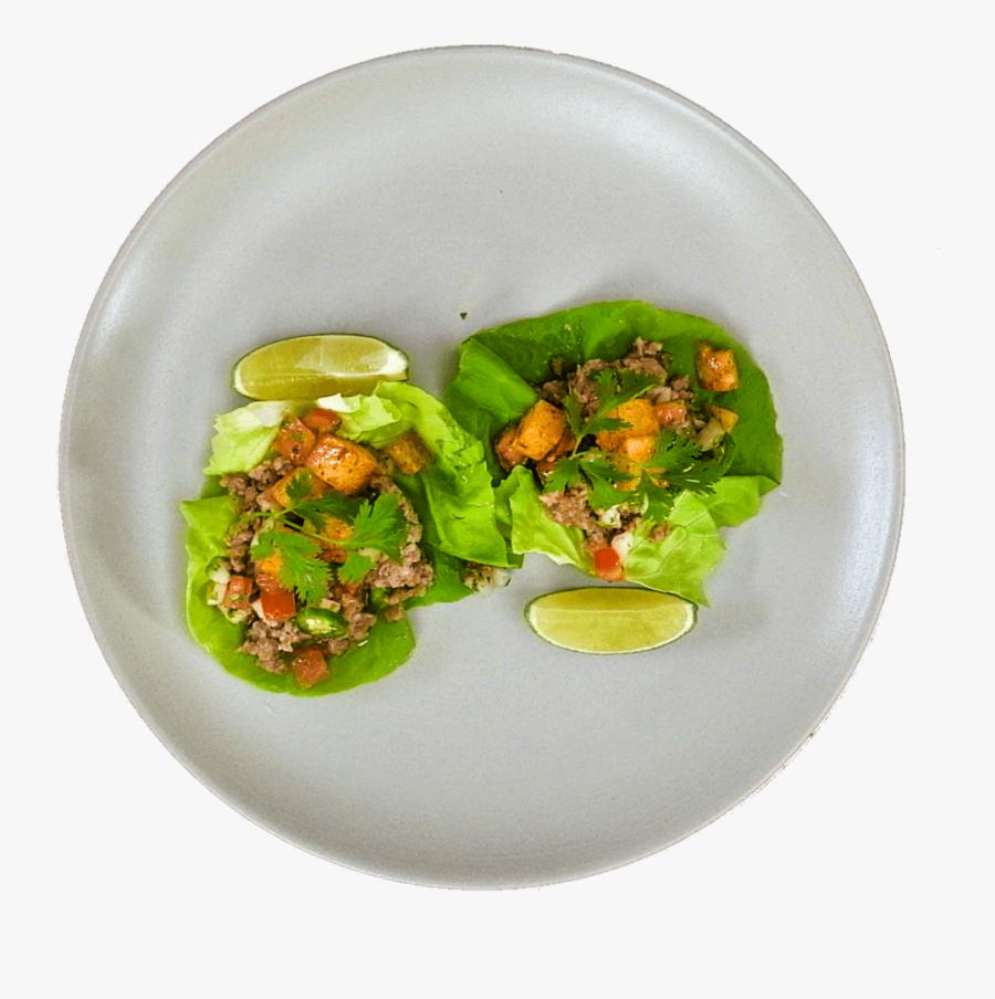 Serve - Spinach Salad, Transparent Clipart
