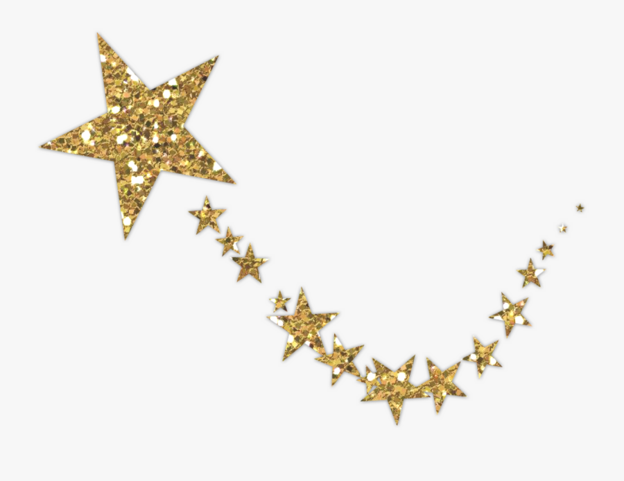 Star Purple Clip Art - Transparent Background Gold Stars Clipart, Transparent Clipart
