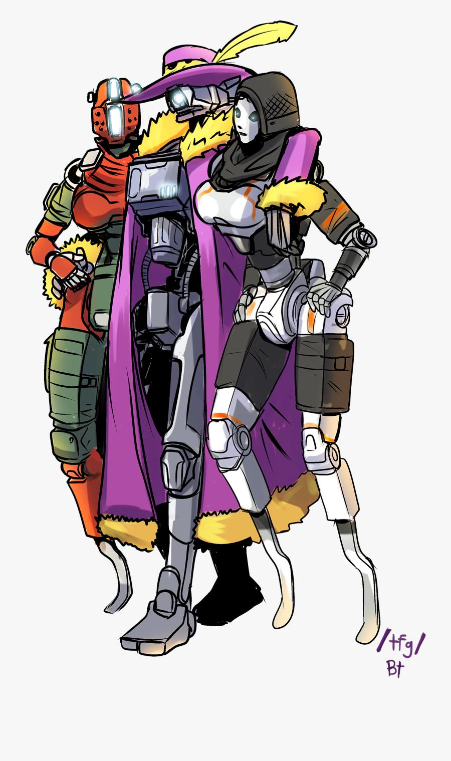 Dva Vs Titan Fall - Titan Fall 2 Fan Art, Transparent Clipart