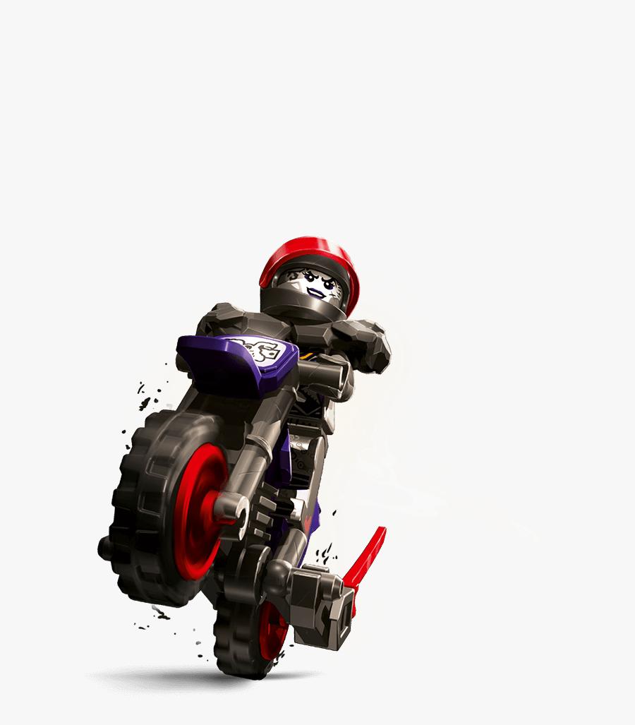 Ultraviolet - Lego Ninjago Motorrad Gang Figuren , Free Transparent Clipart  - ClipartKey