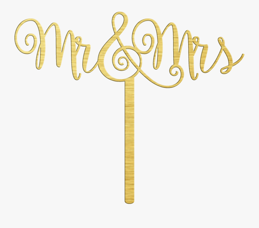 Mr And Mrs Png, Transparent Clipart