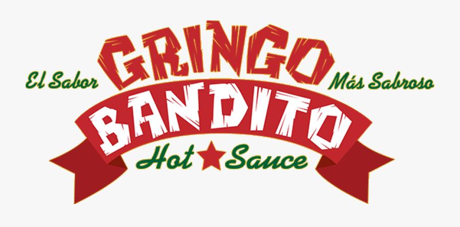 Gringo Bandito Hot Sauce Logo, Transparent Clipart