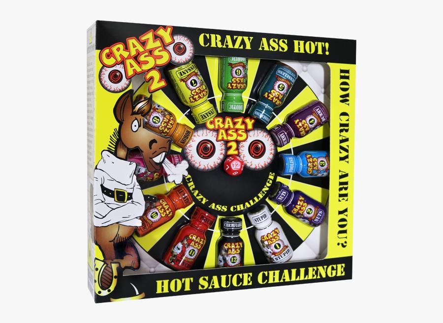 Crazy Ass 2, Transparent Clipart