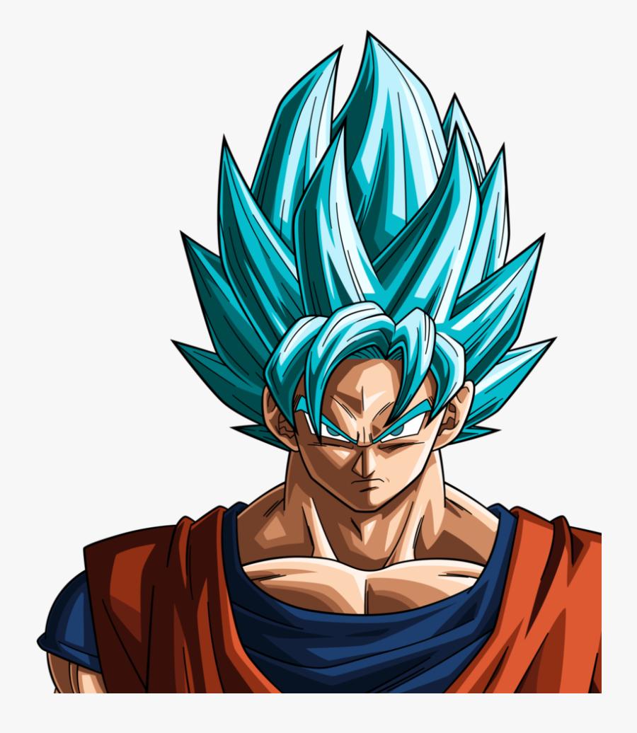 Dragon Ball Super Episode - Dragon Ball Z Goku Super Saiyan Blue, Transparent Clipart