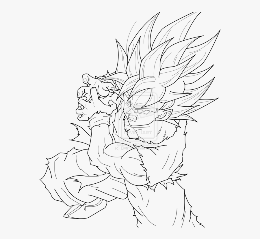 Dragon Ball Coloring Books - Easy Coloring Pages Dragon Ball Z ... | 829x900